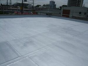 屋上防水アフター